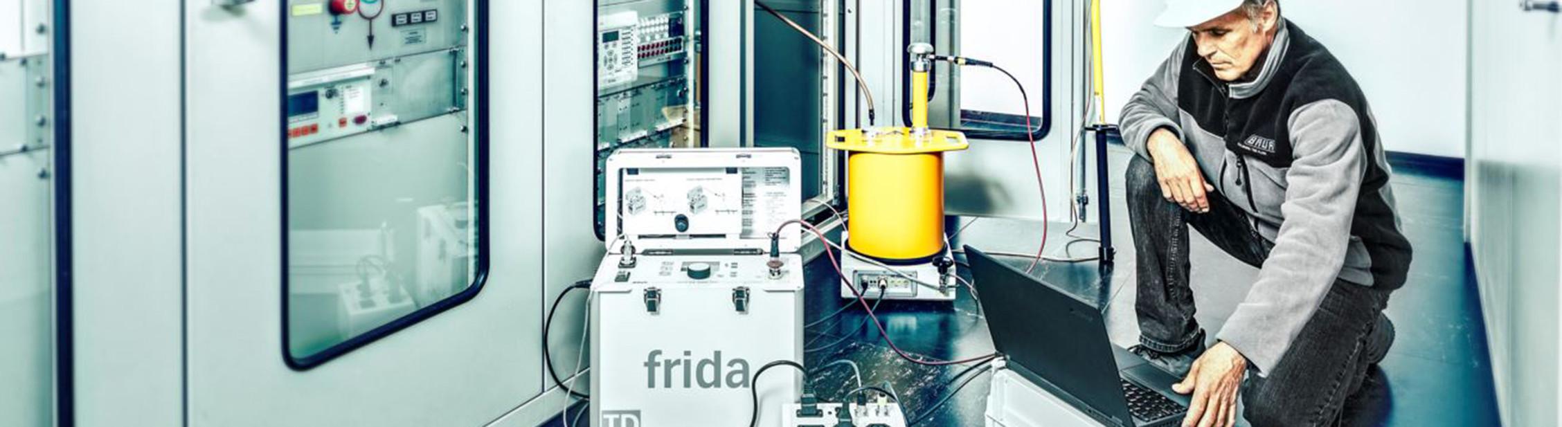 Anwendungen: Kabelprüfung und Diagnose | BAUR GmbH