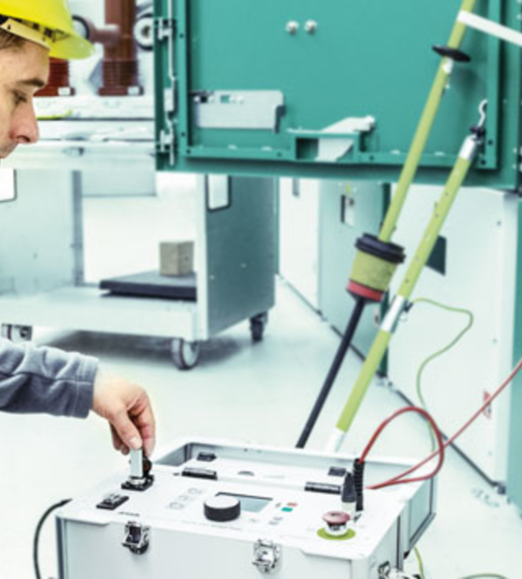 Baur Gmbh Cable Testing And Diagnostics Electrical Continuity Tester Is A Device Which Measures Whether