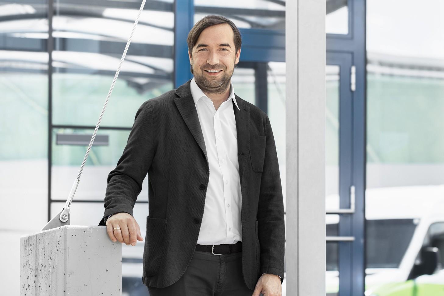 BAUR GmbH: Management < About BAUR